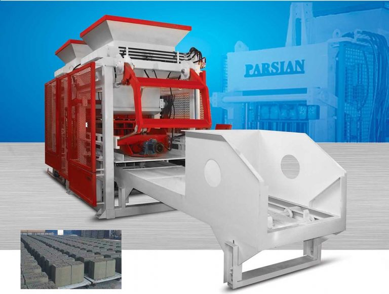 Automatic Curb Stone Making Machine TP.RN1015 II Double Packet