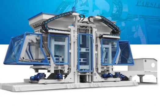 Fully Automatic Pavement Making Machine TP.RN2530