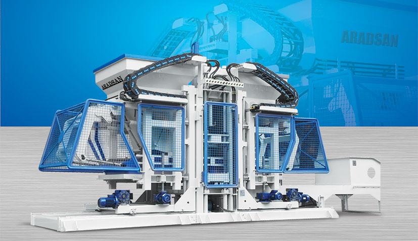 Concrete Block Machinery